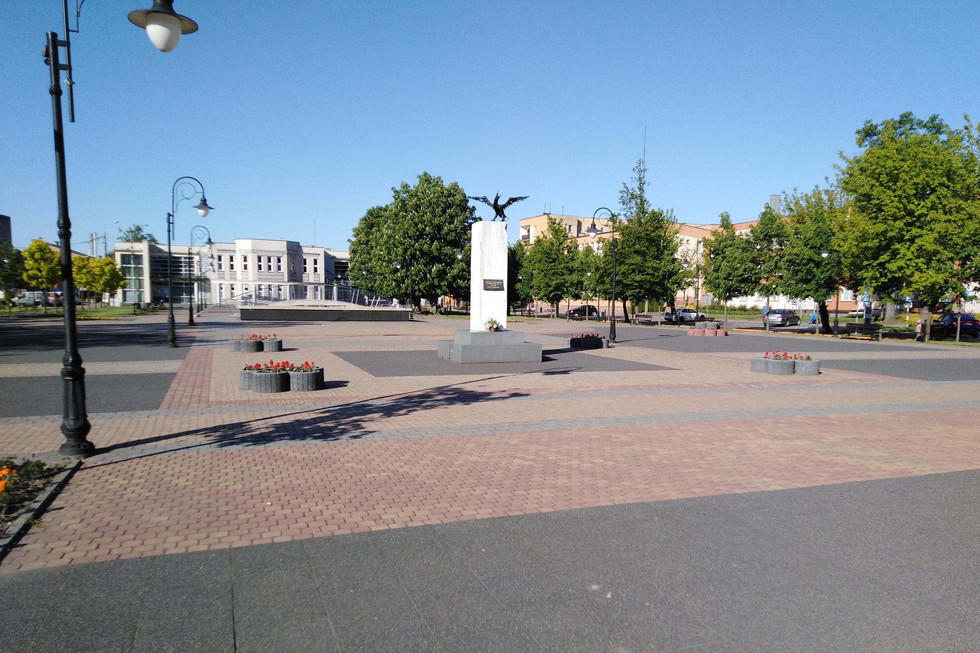 Park miejski – moja wizja graficzna